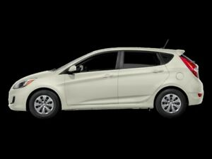 2017 Hyundai Accent SE Hatch  - Low Mileage