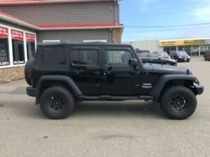 2014 Jeep Wrangler Unlimited Sport Other