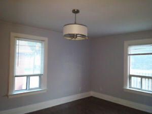 Spacious newly renovated 3 Bedroom