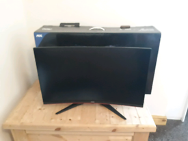 AOE 27 inch curved gaming monitor