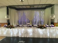 Wedding Specialist - Chair Cover and sash £1 hire