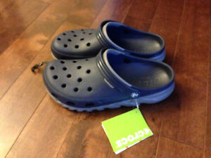 Men's Crocs - New with tags