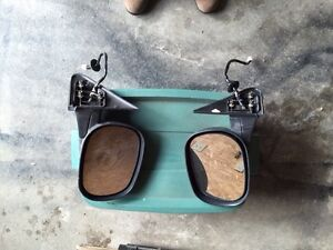 Truck side mirrors - heated