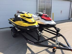 2011 Sea-Doo's  RXT 260 and GST 130