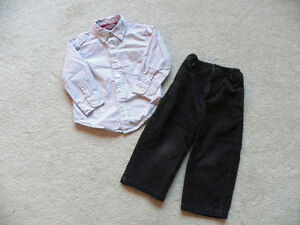 Boys 2 Year Outfit