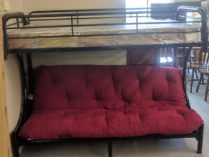Sarnia Sleep Centre | Futon Bunks