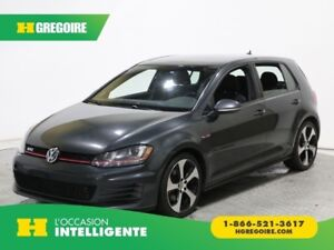 2015 Volkswagen Golf Autobahn GTI AUTO MAGS A/C GR ELECT BLUETOO