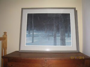 Robert Bateman Limited edition prints