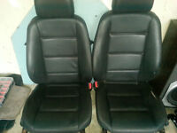 BMW E36 3 Series Coupe Convertible Black Manual Heated Seats
