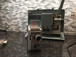 Vintage Brownie Movie Camera and projector Kawartha Lakes Peterborough Area image 3