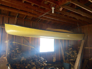 "Light Weight, Kevlar Canoe, 15'6"""" Long"