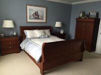 Thomasville Martinique solid wood bedroom set
