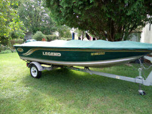 Legend 14 WB Fishing Boat