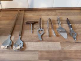 Mid Century Kitchen Items