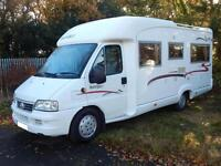 Rapido Le Randonnuer 786F, 2003, 4 Berth, 2.8D, Low Profile, Air Con, Fixed Bed!