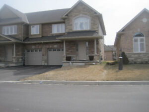 Modern Townhouse For Rent in Hamilton Mountain