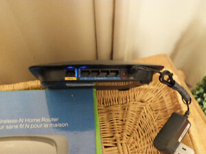 LINKSY'S WIRELESS ''N'' HOME ROUTER,.# WRT120N,..COMPLETE. Kitchener / Waterloo Kitchener Area image 3