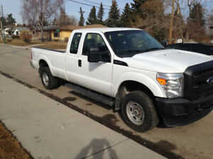 2015 Ford 350 4X4