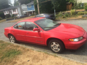 MUST GO!! 1999 Grand Prix 900 obo