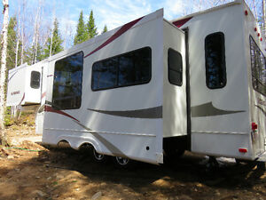 2008 SUNDANCE 5th WHEEL
