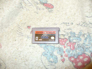 Zelda 2 adventures of Link for Game Boy advance