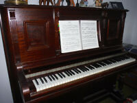 Piano Heintzman 1895 Upright Piano