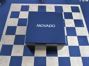 Movado Belamoda Ladies Watch, Excellent Condition