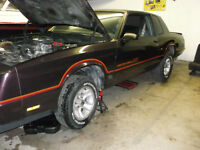 I am looking for a Monte carlo Project car or parts