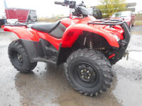 2013 HONDA TRX 420 4X4 DCT EPS VTT AUTOMATIQUE GPS Laval / North Shore Greater Montréal Preview
