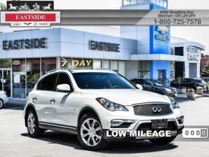 2016 INFINITI QX50   - $204.34 B/W - Low Mileage