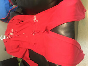Guess Tracksuit - M - Red - $40 OBO