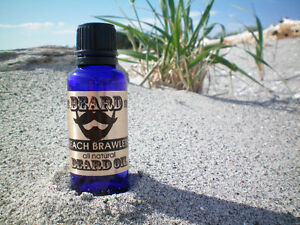 Beard Oil and Beard Products- Support Local