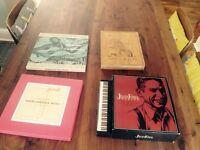 Folk/early American music box sets