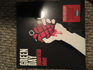 Green Day American Idiot Record Store Day Vinyl