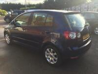 2006 Volkswagen Golf Plus 2.0TDI PD GT DIESEL MANUAL