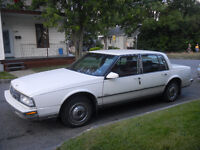 OLDSMOBILE REGENCY 1989