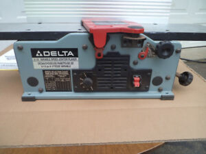 61/8 Delta Variable Speed Jointer/Planer