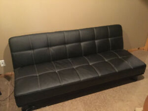 'Click clack' couch sleeper