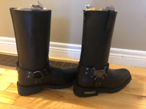 Brand New Women's Motorcycle Boots
