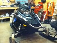 2013 Polaris Indy 600, liquid cooled, Only 2800 miles!  CLEAN!!
