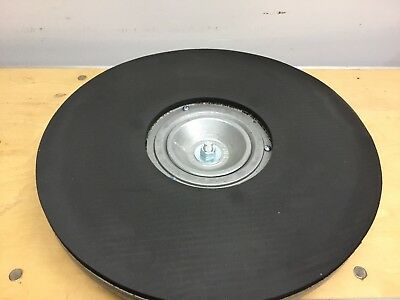 New 16 Drive Pad Commercial Grade Sandpaper Buffer Clark Polisher