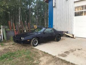 1982 Chevy Camaro berlinetta