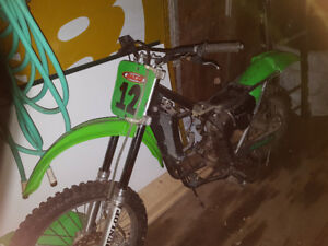 KX250 Projects