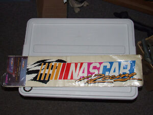 NASCAR Window Decal - NEW - $10.00