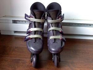 patins à roues alignées pointure 24