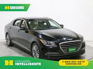 2015 Hyundai Genesis Technology AWD CUIR TOIT OUVRANT NAVIGATION