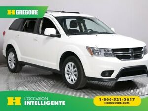 2018 Dodge Journey SXT AWD 7PASSAGERS A/C GR ELECT MAGS BLUETOOT