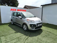 2011 CITROEN C3 PICASSO 1.6 HDi 8V VTR+ 90BHP,ONLY 67000 MILES WITH FSH