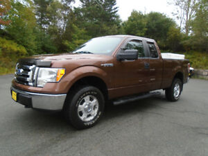 2011 Ford F-150 XLT EXT-CAB 4X4