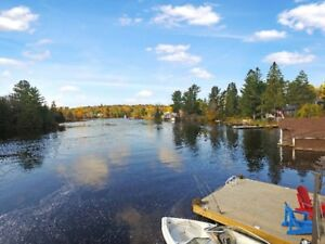 Magnetawan waterfront Cottage/Home